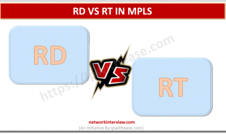 RD VS RT IN MPLS
