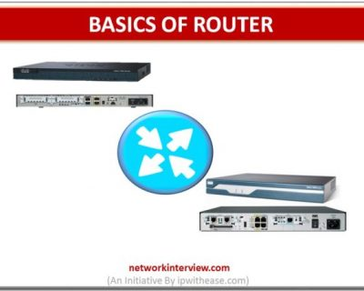 Basics of Router
