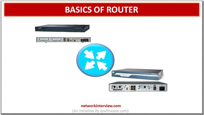 BASICS OF ROUTER-COURSE2