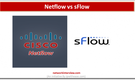 Netflow vs sFlow