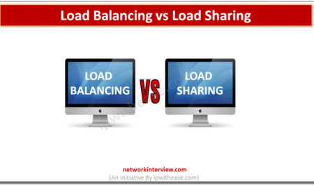 Load Balancing vs Load Sharing