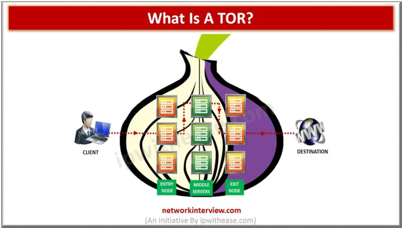 What Is A TOR? » Network Interview