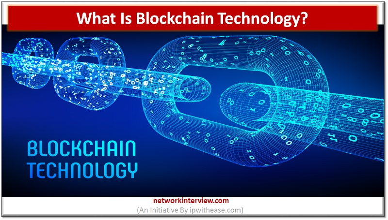 Blockchain- Bitcoin Cryptocurrency technology