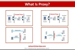 What is proxy