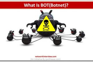 what is botnet