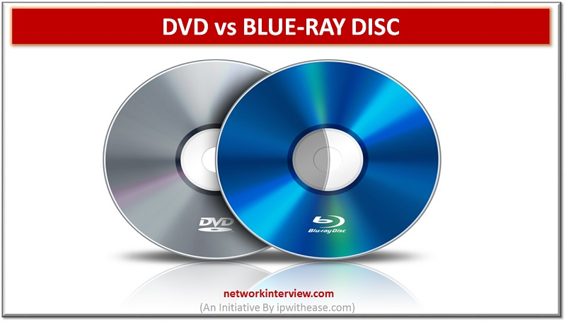 DVD vs BLUE-RAY DISC