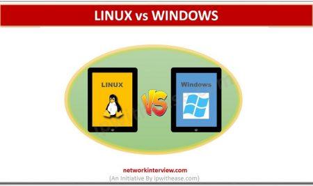 Linux vs Windows Operating system