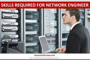 network engineer skills