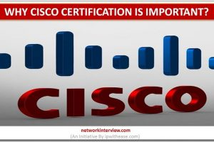 why cisco certification is important
