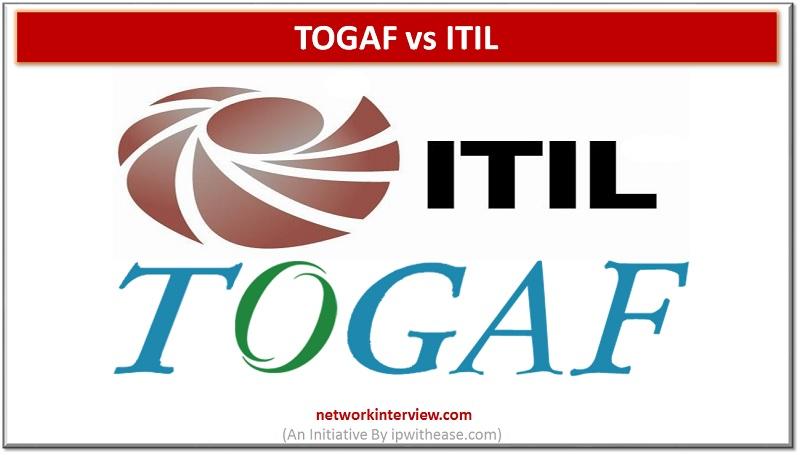 TOGAF and ITIL