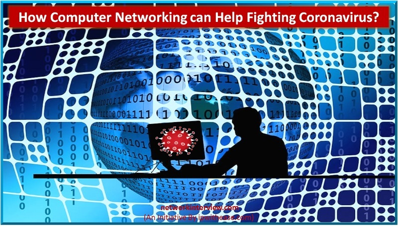 COMPUTER NETWORKING IN fighting coronavirus