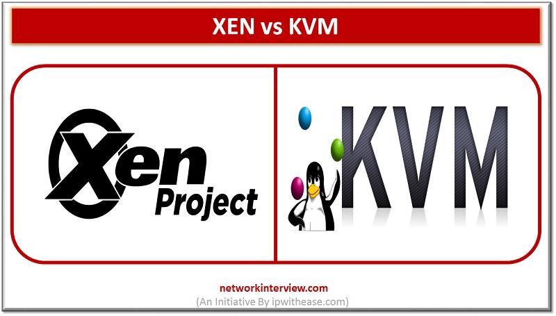 XEN vs KVM