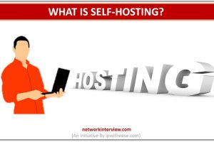 what is self hosting