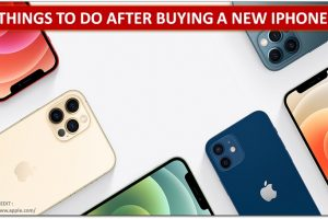 buying a new i phone