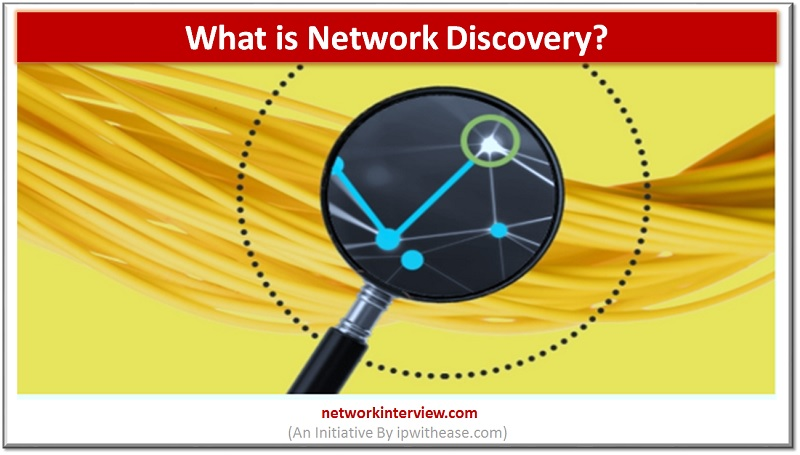 what is network discovery