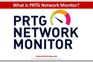 what is prtg network dp