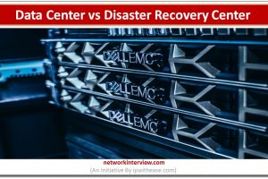 Data Center vs Disaster Recovery Center dp