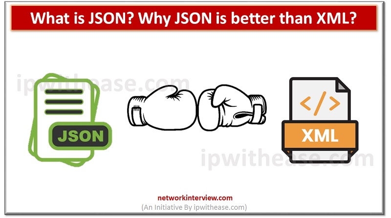 Why JSON better than XML