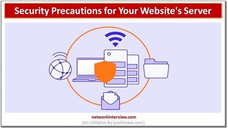Essential Security Precautions
