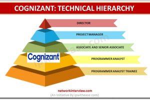 Technical Hierarchy: Cognizant Job Roles