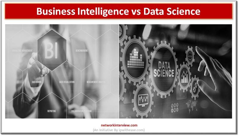 business intelligence vs data science