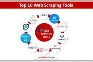 top 10 web scraping tools